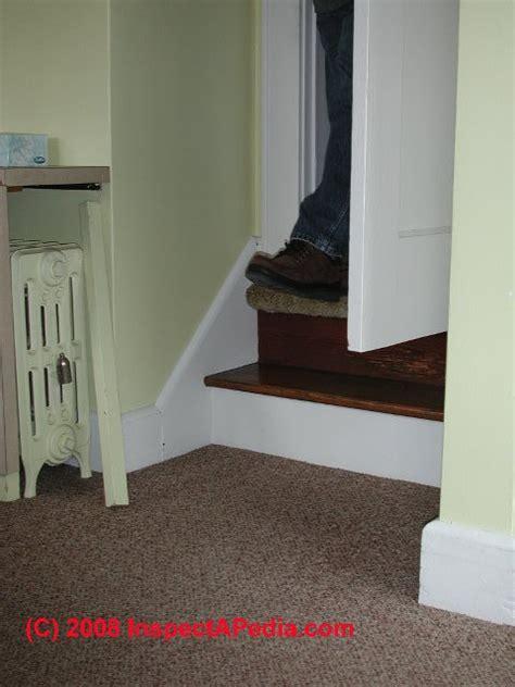stairway door stairway landing platform design code faqs