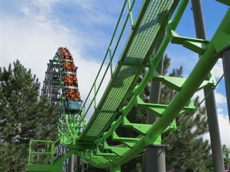 Sidewinder Elitch Gardens by Arrow Dynamics And Facts Coasterforce
