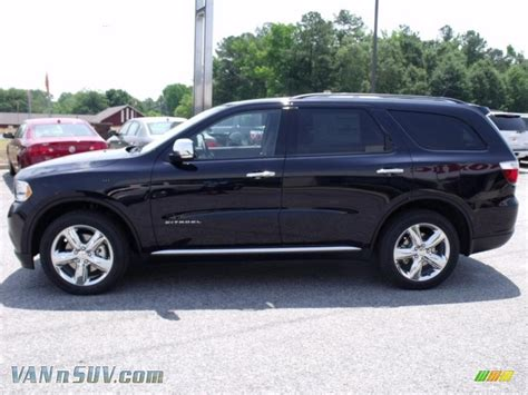 dodge durango citadel 2011 2011 dodge durango citadel in blackberry pearl photo 4