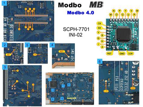 Ic Modbo 5 0 Ps2 modbo760 doesn t work