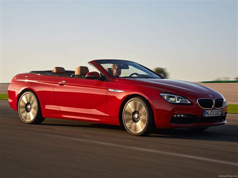 BMW 6 Series Convertible (2015) picture #13, 1600x1200