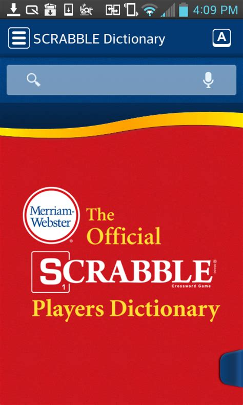 what is the official scrabble dictionary scrabble dictionary android apps on play