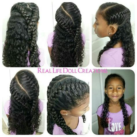 latest hairstyles for teenager for mixed curly hairstyles for black little girls google search