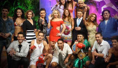 la isla y los 842330681x presentan a los concursantes de la isla 2013 tv y