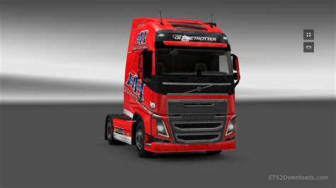 volvo heavy free download ets2 mods heavy haulage skin for volvo fh 2012