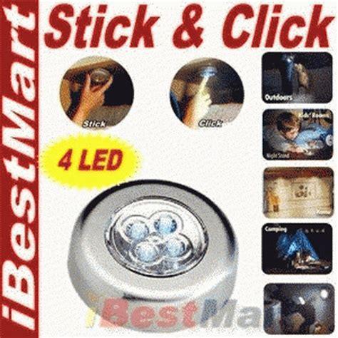 Lu Tempel Stick N Click L pusat barang murah lu led tempel stick n click
