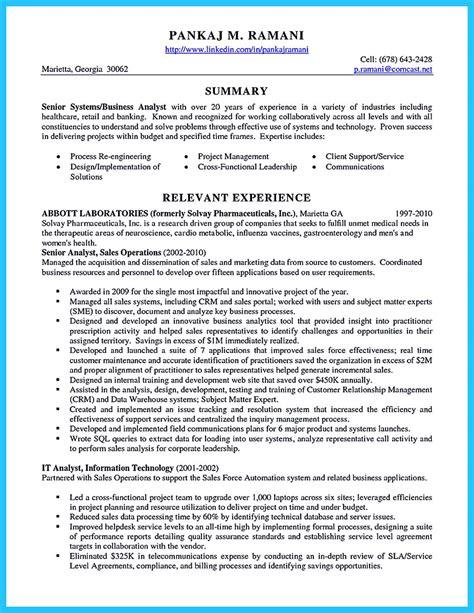 12 business system analyst resume sample biology resume