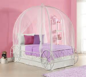 Princess Carriage Canopy Bed 12 Beds For Ages 2 To 5 Years