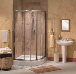 Bathroom Corner Shower Ideas Bathroom Breathtaking Ideas For Decorating Your Bathroom Using Brown Ceramic Corner Shower Tile