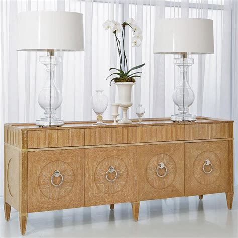light oak media cabinet nora modern classic light oak wood polished nickel media