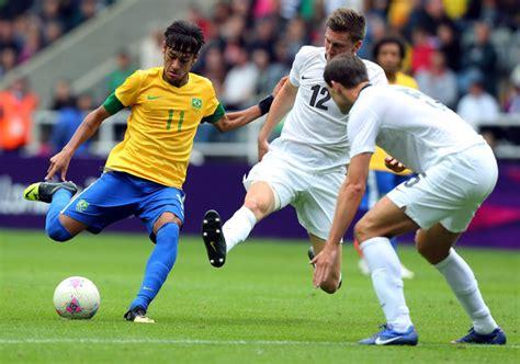 olympic football neymar pictures olympics day 5 s football brazil