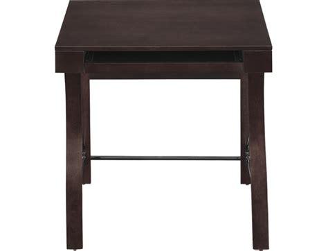 bell o computer desk 75 bell o computer desk brown 32 at best buy