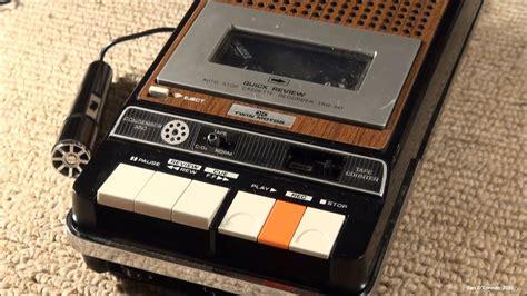 cassette recorder 1974 hitachi trq 341 motor type ii cassette recorder