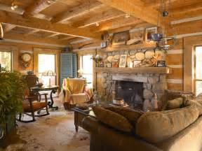 Log Homes Interiors Log Cabin Interior Photo Gallery Studio Design Gallery Best Design