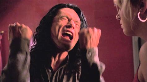 the room you re tearing me apart you re tearing me apart the room tribute part 3 end