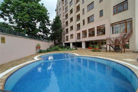 Garden Apartments Kenya Fenesi Gardens Swimming Pool And Terrace Picture Of