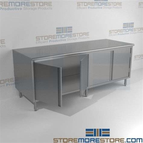 stainless steel base cabinets stainless steel base cabinets counter high worktables