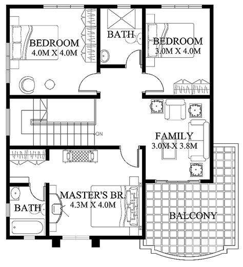 bedroom floor plan with measurements 3 bedroom house plan with measurement design a house interior exterior