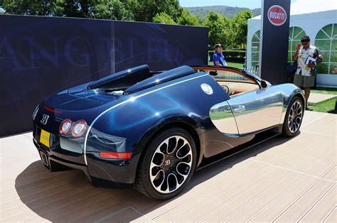 bugatti grandsport bugatti veyron grand sport sang bleu