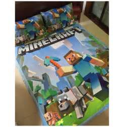 Minecraft Duvet Cover Set Minecraft Bedding Sets Cartoon Minecraft Duvet Cover Set
