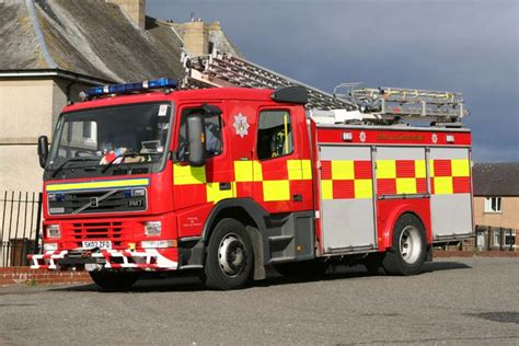 engines photos central scotland frs stirling volvo fm7