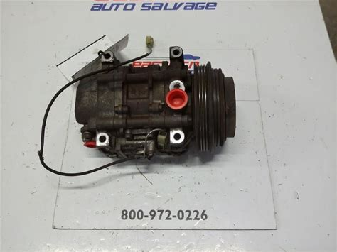 99 00 mazda mx 5 miata ac compressor 249132 ebay