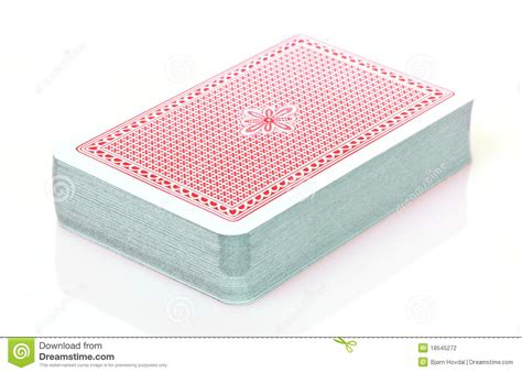 pics of cards deck of cards stock photography image 18545272