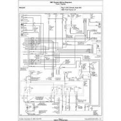 ford taurus lx system wiring diagrams 1997 5 95