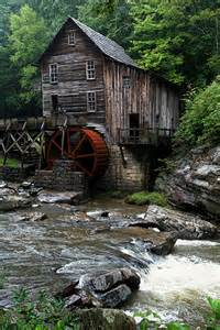 the mill yesteryear once more