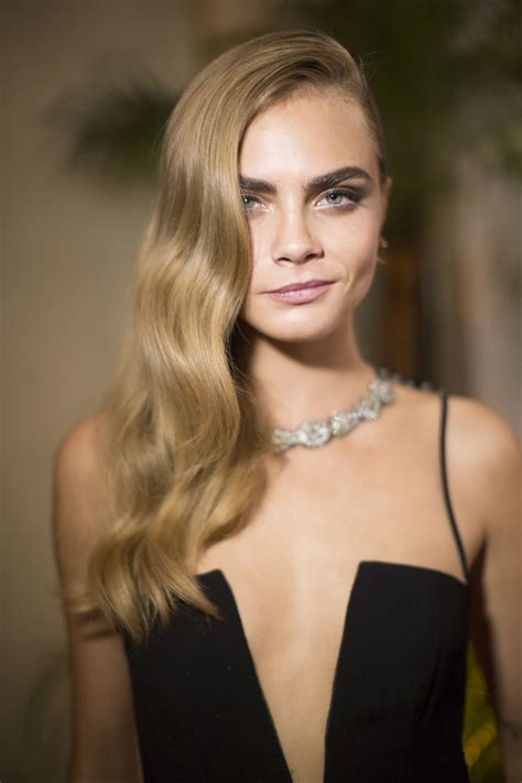 Cara Delevingne?s Makeup Artist Talks Bold Eyebrows