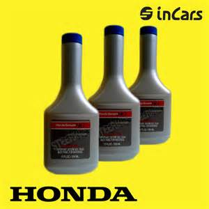 Honda Genuine Power Steering Fluid Genuine Honda Fluid Power Steering