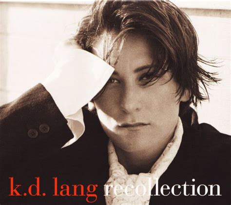 Cd K D Lang Recollection k d lang recollection at discogs