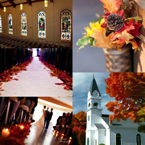 fall church decorations 17 best images about wedding church decorations on