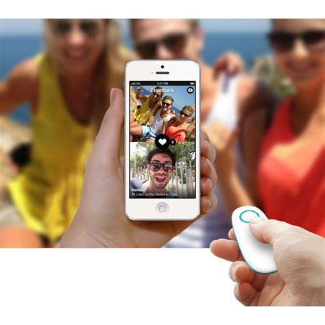 Tomsis Bluetooth Remote Shutter For Ios Android 1 noosy tomsis bluetooth remote shutter for android and ios