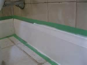 Bathtub Caulking Strips Caulk For Bathtub I Decided To Tackle The Moldy Caulk