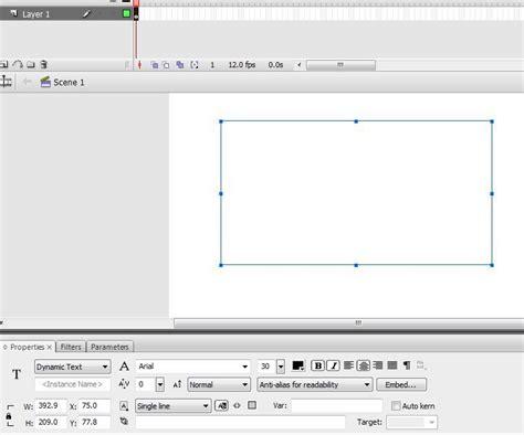 membuat link web di flash membuat scrollbar di flash dengan uiscrollbar component