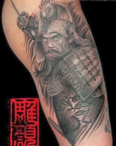 samurai tattoo designer kumpulan tattoos