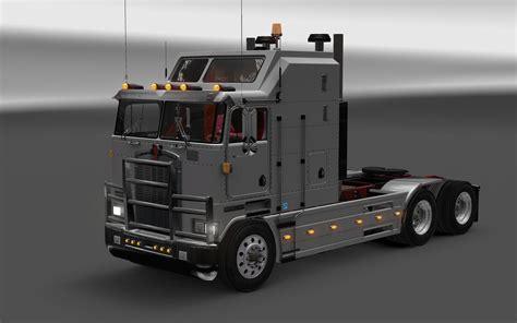 trucker to trucker kenworth kenworth k100 v5 0 truck euro truck simulator 2 mods