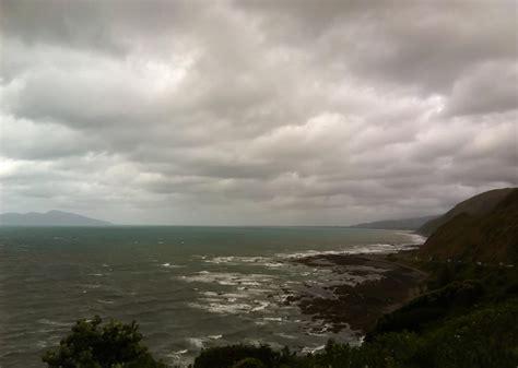 rugged coastline new zealand sight on the rugged coastline