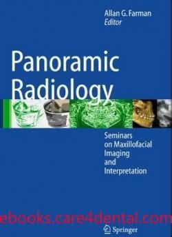 Cd E Book Interpretation Basics Of Cone Beam Computed Tomography panoramic radiology seminars on maxillofacial imaging and interpretation pdf