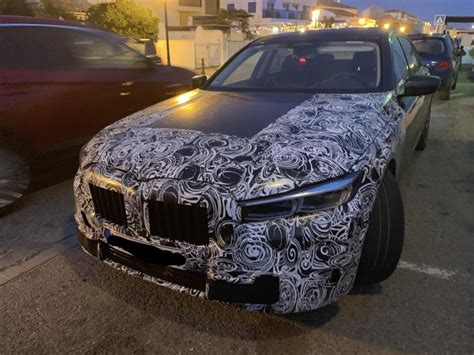 sharper sportier india bound  bmw  series facelift