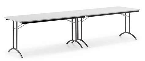 folding table metal base laminate top idfdesign