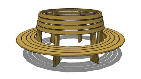circle tree bench 17 best images about tree bench plans on pinterest