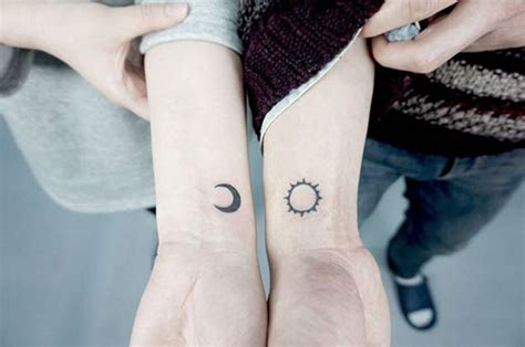 tattoo for a couple 34 matching couple tattoos all lovers will appreciate