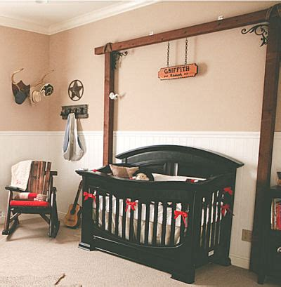 Cowboy Nursery Decor by Cowboy Nursery Idea Car Interior Design