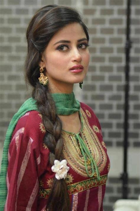 pakistani hair plait 173 best indian long hair braid 2 images on pinterest