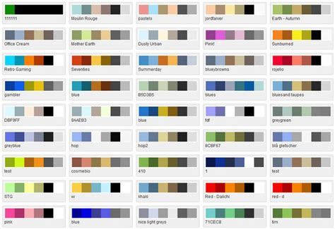 what colors go best together magnificent 30 colors that go good together design