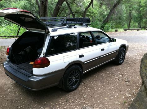 Subaru Outback Roof Basket