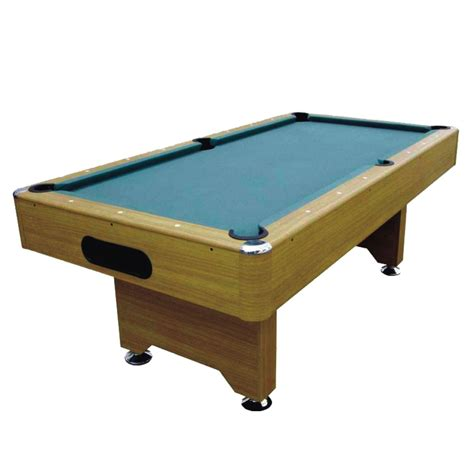 8 Foot Pool Table With Accessories Zlb P12 Decoraport Usa
