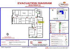 evacuation center floor plan services emergency planning